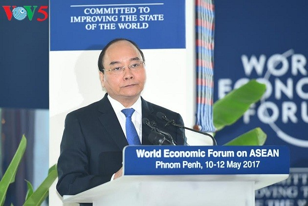 វៀតណាមទទួលតំណែងប្រទេសម្ចាស់ផ្ទះសន្និសីទ WEF – ASEAN ឆ្នាំ២០១៨ - ảnh 1