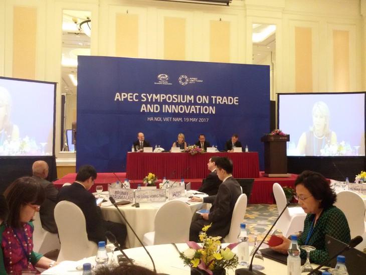 APEC 2017៖កំណើនសេដ្ឋកិច្ចតាមរយៈការផ្លាស់ប្តូរថ្មីច្នៃប្រឌិត - ảnh 1