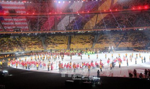 ចំណាប់អារម្មណ៍ពីពិធីបើក ASEAN Para Games ២០១៧ - ảnh 1
