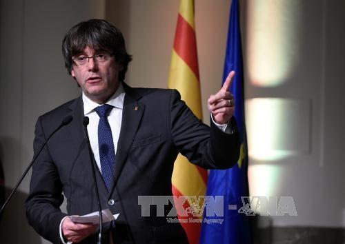 អេស្ប៉ាញចាប់ផ្ដើមយុទ្ធនាការបោះឆ្នោតថ្នាក់តំបន់នៅ Catalunia - ảnh 1