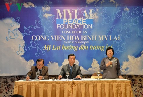 ខេត្ត Quang Ngai នឹងកសាងសំណង់រំលឹកវិញ្ញាណក្ខ័ន្ធជនរងគ្រោះក្នុងការសម្លាប់ រង្គាល My Lai - ảnh 1