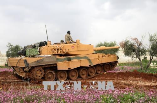 កងទ័ពទួរគីមានសិទ្ធិគ្រប់គ្រងទីតាំងសំខាន់ៗនៅ Afrin របស់ស៊ីរី - ảnh 1