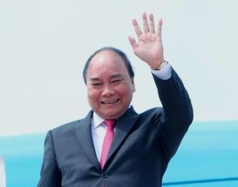 នាយករដ្ឋមន្ត្រីលោក Nguyen Xuan Phuc ចាប់ផ្តើមដំណើរទស្សនកិច្ចជាផ្លូវការនៅនូវែលសេឡង់និងអូស្ត្រាលី - ảnh 1