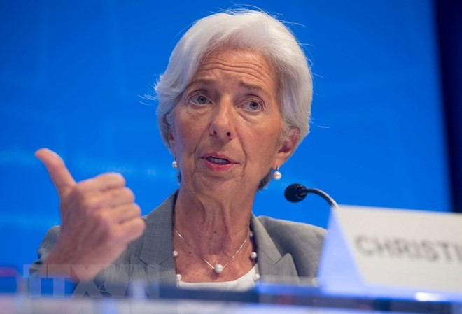 IMF ជំរុញឲ្យ Eurozone ធ្វើសកម្មភាពពង្រឹងសមត្ថភាពហិរញ្ញវត្ថុ - ảnh 1