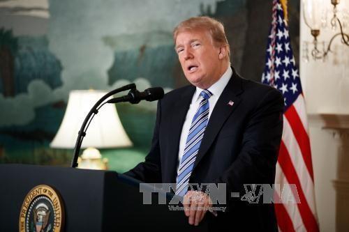 សេតវិមានប្រកាសអំពីផែនការទៅកាន់សិង្ហបុរីរបស់ ប្រធានាធិបតីអាមេរិកលោក Donald Trump  - ảnh 1