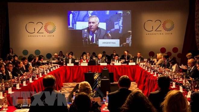 G20 សន្យាជំរុញការទាក់ទងផ្ទាល់ជាមួយថាមពលបើកទូលា - ảnh 1