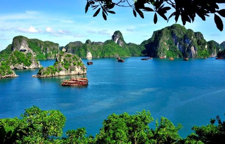 កាសែតអាមេរិកបានជ្រើសរើសឈូងសមុទ្រ Ha Long ស្ថិតក្នុង Top 100 នៃ បេតិកភ័ណ្ឌ UNESCO ដ៏ស្រស់ស្អាតបំផុត - ảnh 1