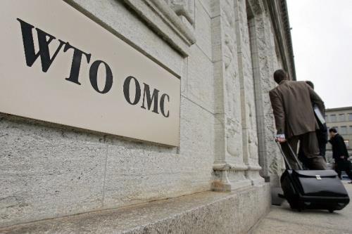 ចិនបានស្នើ WTO អនុញ្ញាតឲ្យផាកពិន័យទៅលើទំនិញអាមេរិក - ảnh 1
