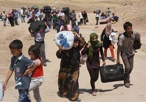 ប្រជាជនស៊ីរីរាប់ពាន់នាក់បានវិលត្រឡប់មកទីក្រុង Idlib វិញក្រោយពី កិច្ចព្រមព្រៀងស្តីពីការបង្កើតតំបន់គ្មានយោធា - ảnh 1