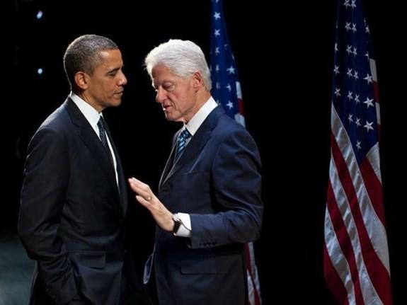 រកឃើញកញ្ចប់បញ្ញើប្រៃសនីយ៍ដែលមួយដោយសង្ស័យមានផ្ទុកគ្រប់បែកផ្ញើទៅកាន់ គេហដ្ឋានរបស់ អតីតប្រធានាធិបតីអាមេរិក លោក Bill Clinton និងលោក Barack Obama - ảnh 1