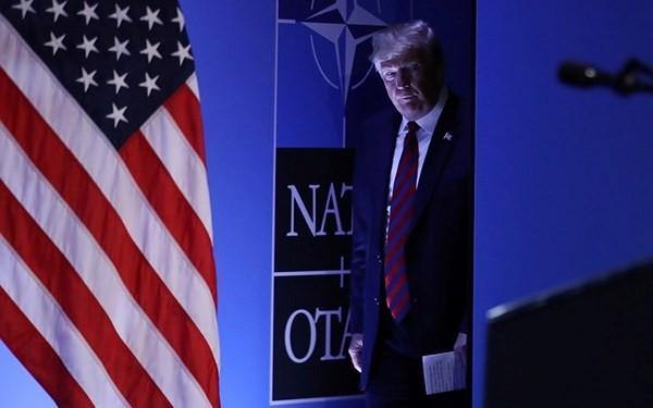 អង្គការណាតូ (NATO) អំពាវនាវឲ្យអាមេរិកមិនដកចេញពីកិច្ចព្រមព្រៀង INF - ảnh 1