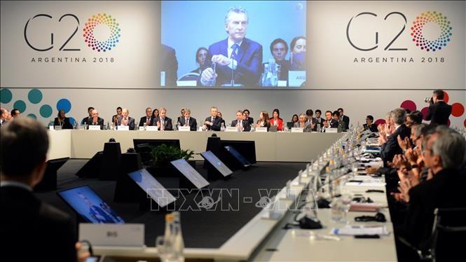 កិច្ចប្រជុំកំពូល G20 នឹងផ្ដោតលើសារៈសំខាន់រនៃពាណិជ្ជកម្មសេរី - ảnh 1