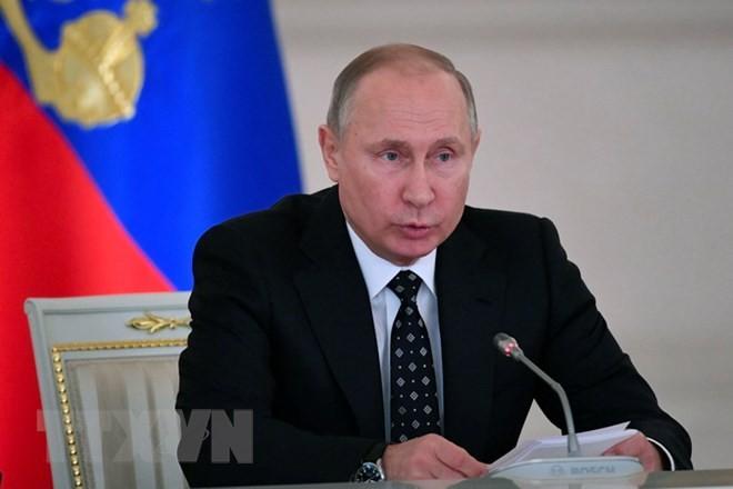 ប្រធានាធិបតីរុស្ស៊ីលោក V.Putin នឹងអានសារបស់សហព័ន្ធនៅថ្ងៃទី ២០ ខែកុម្ភៈ - ảnh 1