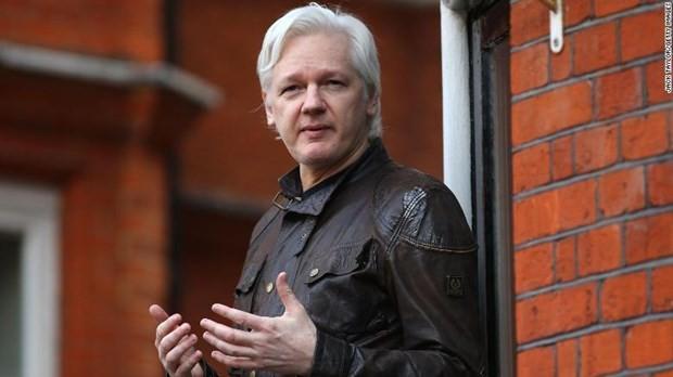 ឱពុករបស់ស្ថាបនិក WikiLeaks បានអំពាវនាវឱ្យនាយករដ្ឋមន្ត្រីអូស្ត្រាលីធ្វើអន្តរគមន៍ - ảnh 1
