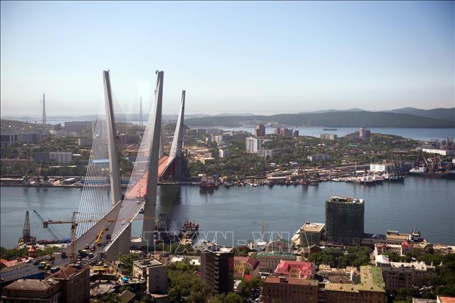 យន្តហោះដឹកគណៈប្រតិភូ ស.ប.បកូរ៉េទៅកាន់ទីក្រុង Vladivostok ប្រទេសរុស្ស៊ី - ảnh 1