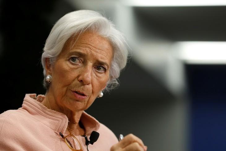 IMF - ភាពតានតឹងពាណិជ្ជកម្មរវាងអាមេរិកនិងចិនកំពុងគំរាមកំហែងដល់សេដ្ឋកិច្ចពិភពលោក - ảnh 1