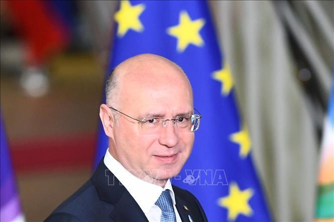 EU ទទួលស្គាល់រដ្ឋាភិបាលថ្មីរបស់ Moldova - ảnh 1