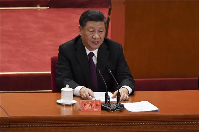 ចិនប្រកាសថា លោកប្រធាន Xi Jin-ping នឹងចូលរួមកិច្ចប្រជុំ G20 - ảnh 1
