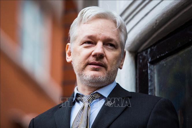 សហរដ្ឋអាមេរិកអះអាងថាស្ថាបនិក Wikileaks នឹងត្រូវធ្វើបត្យាប័នទៅកាន់ប្រទេសខ្លួន - ảnh 1