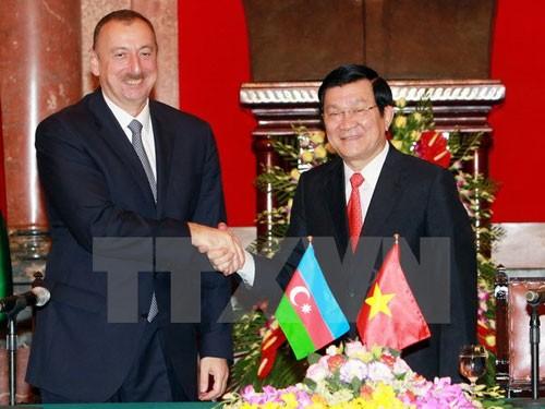 Củng cố quan hệ Việt Nam-Séc-Azerbaijan vì hợp tác phát triển  - ảnh 1