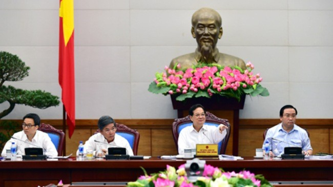 Thủ tướng yêu cầu đẩy mạnh cải cách thủ tục hành chính trong lĩnh vực tài nguyên, môi trường - ảnh 1