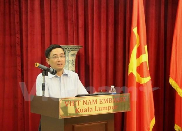 Cộng đồng người Việt Nam tại Malaysia hướng về quê hương  - ảnh 1
