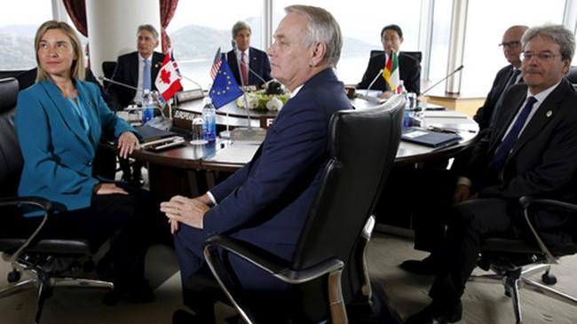 G7 thúc đẩy hợp tác vì một thế giới hòa bình - ảnh 1