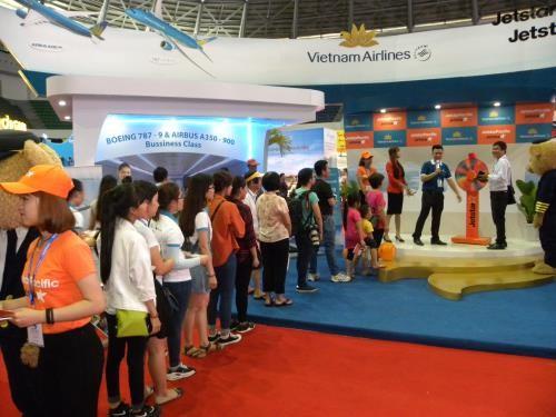 Hội chợ du lịch quốc tế Thành phố Hồ Chí Minh (ITE HCMC) 2016 - ảnh 1