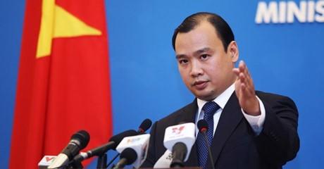 Việt Nam yêu cầu Đài Loan (Trung Quốc) không tái diễn các hành động xâm phạm chủ quyền  - ảnh 1