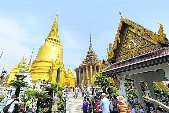 Khai mạc Những ngày Văn hóa Thái Lan tại Việt Nam  - ảnh 1