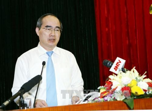 Mặt trận Tổ quốc Việt Nam tăng cường công tác giám sát, phản biện xã hội - ảnh 1