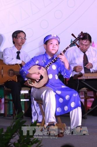 Thành phố Hồ Chí Minh bảo tồn và phát triển nghệ thuật Đờn ca tài tử  - ảnh 1