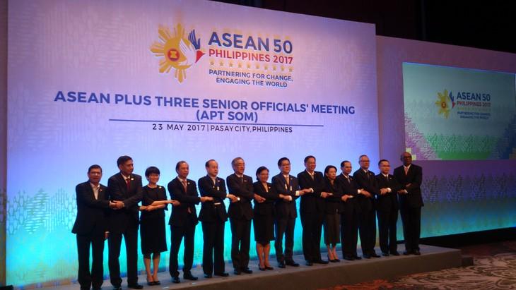 Hội nghị quan chức cao cấp ASEAN+3 và EAS - ảnh 1