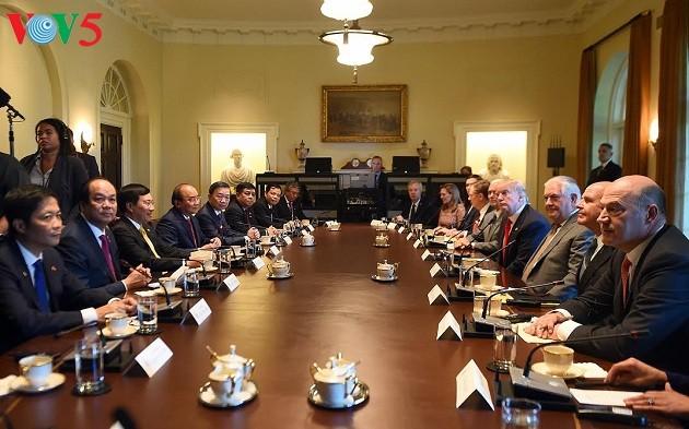 Phát triển quan hệ Việt Nam – Hoa Kỳ ổn định, lâu dài vì hòa bình, ổn định, hợp tác, phát triển - ảnh 1