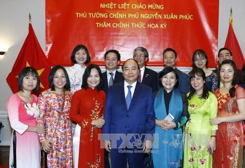 Thủ tướng Nguyễn Xuân Phúc và Đoàn đại biểu Việt Nam kết thúc tốt đẹp chuyến thăm chính thức Hoa Kỳ - ảnh 2