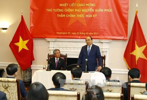 Thủ tướng Nguyễn Xuân Phúc và Đoàn đại biểu Việt Nam kết thúc tốt đẹp chuyến thăm chính thức Hoa Kỳ - ảnh 3