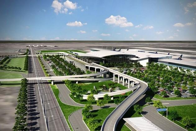 Quốc hội thảo luận về việc tách nội dung triển khai Dự án Cảng hàng không quốc tế Long Thành - ảnh 1