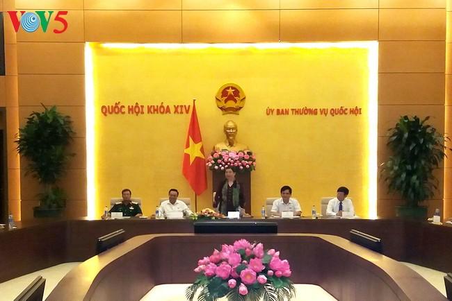 Phó Chủ tịch Quốc hội Tòng Thị Phóng gặp gỡ đại biểu là người có uy tín tỉnh Lạng Sơn  - ảnh 1