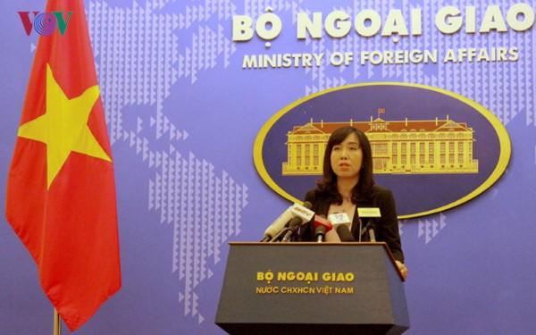 Việt Nam mong muốn các quốc gia vùng Vịnh sớm thiết lập đối thoại nhằm ổn định tình hình - ảnh 1