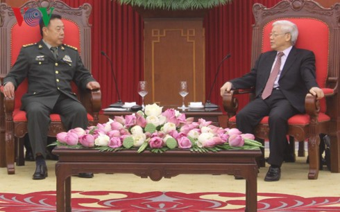 Thủ tướng Nguyễn Xuân Phúc tiếp Phó Chủ tịch Quân ủy Trung ương Trung Quốc - ảnh 2