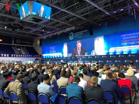 Hội chợ và Diễn đàn phát triển miền Trung nước Nga - ảnh 2