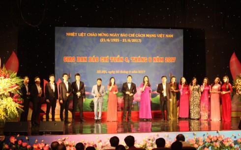Báo chí luôn đồng hành với sự nghiệp cách mạng của dân tộc Việt Nam - ảnh 1