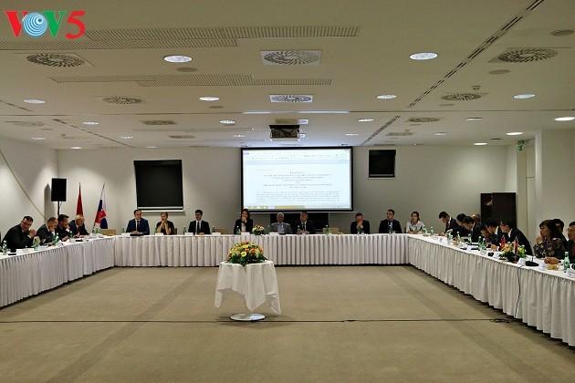Tăng cường hợp tác kinh tế giữa Việt Nam và Slovakia - ảnh 1