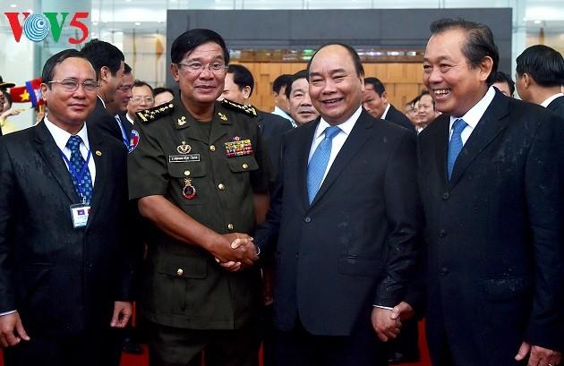 Thúc đẩy quan hệ hợp tác Việt Nam - Campuchia trên nhiều lĩnh vực - ảnh 1