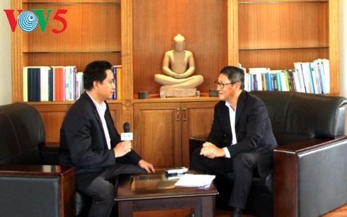 Doanh nghiệp Việt Nam góp phần thúc đẩy tình hữu nghị hợp tác giữa Việt Nam và Campuchia  - ảnh 1