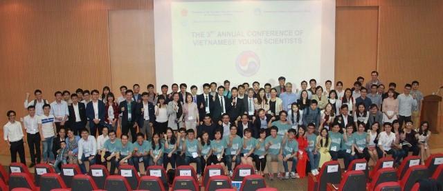 Hội thảo các nhà khoa học trẻ Việt Nam tại Hàn Quốc lần thứ 4 - ảnh 1