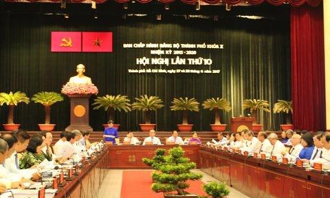Thành phố Hồ Chí Minh nâng cao hiệu lực, hiệu quả quản lý Nhà nước trong phát triển kinh tế - ảnh 1