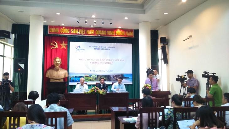 Ngày 8/7, sẽ trao tặng Giải thưởng Du lịch Việt Nam năm 2017 - ảnh 1