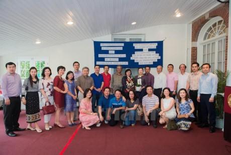 55 năm quan hệ Việt Nam-Lào: Giao lưu giữa hai Đại sứ quán Việt Nam và Lào tại Hoa Kỳ - ảnh 3