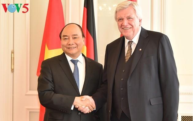 Tăng cường hợp tác giữa bang Hessen, Cộng hòa Liên bang Đức, với các thành phố của Việt Nam - ảnh 2